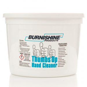 Burnishine Thumbs Up Hand Cleaner