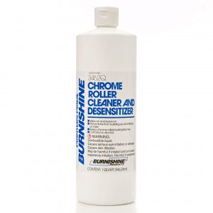 Burnishine Chrome Roller Cleaner