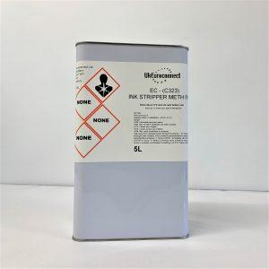 EuroTech Ink Stripper Meth Free