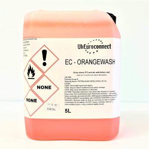 EuroTech Orange 40º Wash