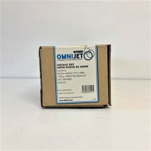 OMNIJET Satin Photo RC Paper