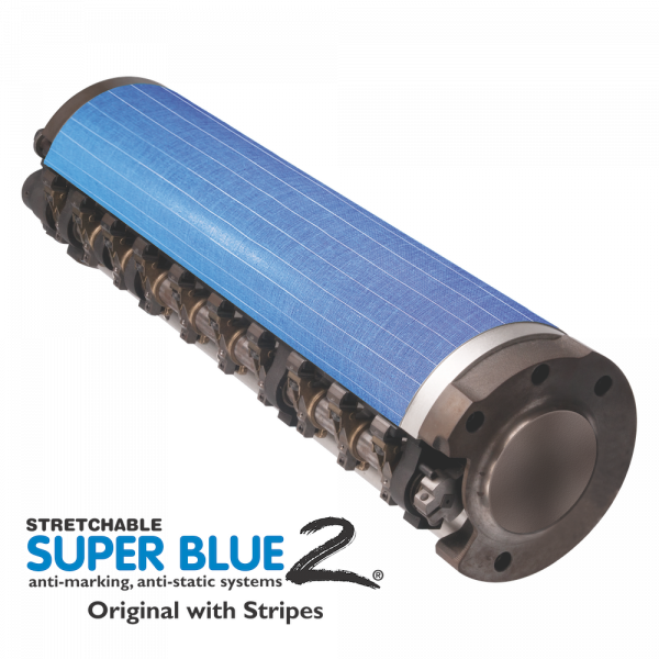 """Super Blue 2 """"Original with Stripes"""" - Anti-Marking Replacement Nets"""