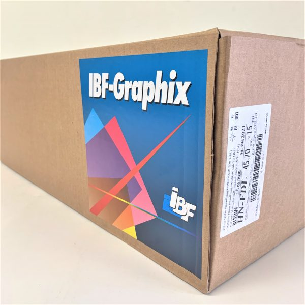 IBF HN Graphic Art Film For imagesetter close up
