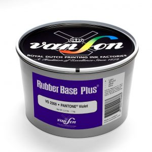 Van Son Rubber Based Inks